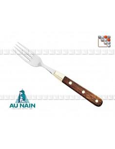 Fourchette Prince Gastronome AUNAIN A38-1801701 AU NAIN® Coutellerie Art de la table