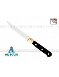 Knife steak black AU NAIN A38-1830301 AU NAIN® Coutellerie cutting