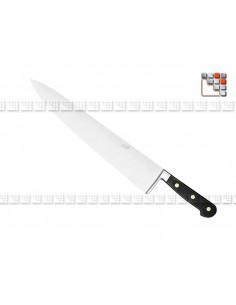 Knife Kitchen Grand Chef 35 DEGLON D15-N6008035 DEGLON® cutting