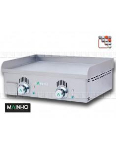 Plancha NSEM-60 230V Mainho M04-NSEM60N MAINHO® Plancha MAINHO NOVO CROM SNACK