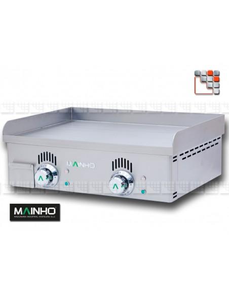 Plancha NSEM-60 230V Mainho NSEM-60 MAINHO® Plancha MAINHO NOVO CROM SNACK