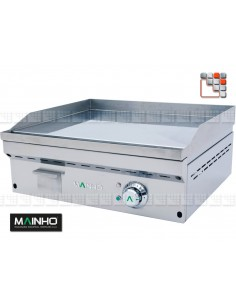 Plancha FCE-60 Full-Chrom 400V Mainho