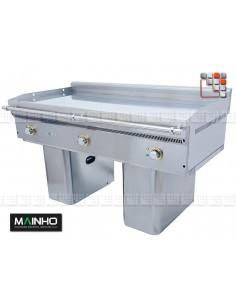 Fry-Top FCE-150 7 UniCrom Mainho FCE-150/7 MAINHO® FryTops MAINHO EURO-CROM SNACK