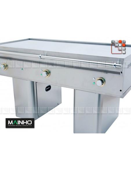 Teppanyaki FCE-150/7 TY 400V UNICROM MAINHO M04-FCE150/7TY MAINHO® Fry-Top Teppanyaki 70 UNICROM UNISNACK