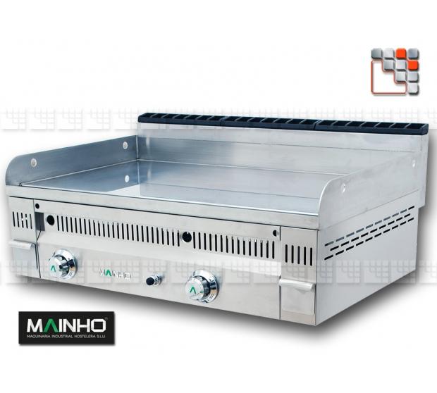 Fry-Top PC-90N Gaz EuroCrom Mainho PC-90 MAINHO® Fry-Tops MAINHO EURO-CROM Snack