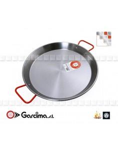 Plat Paella Poli D50