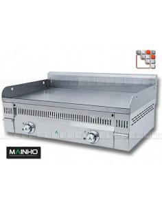 Fry-Top PL-90ET EuroSnack MAINHO M04-PL90ET MAINHO® Fry-Tops MAINHO EURO-CROM Snack