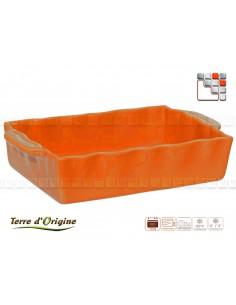 Plat Festo 30x26 Terre d'Origine T29-00FST383 Terres d'Origine Art de la table