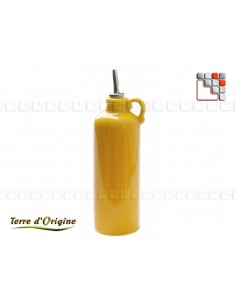 Cruet ceramique Land of Origin T41-0036 Terres d'Origine Table decoration