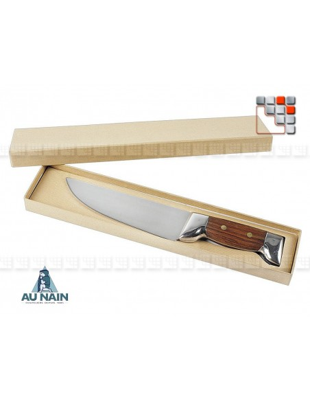 Couteau Fregate Palissandre AU NAIN 501N1741601 AU NAIN® Coutellerie Découpe