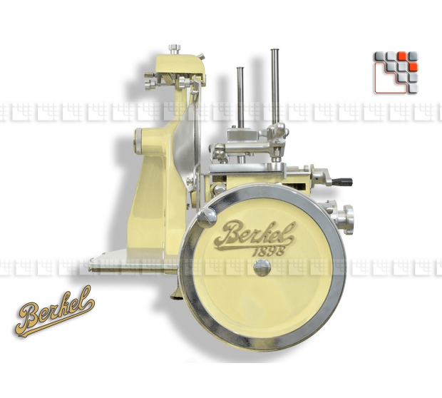 Slicer a ham manual Volano B265 Berkel