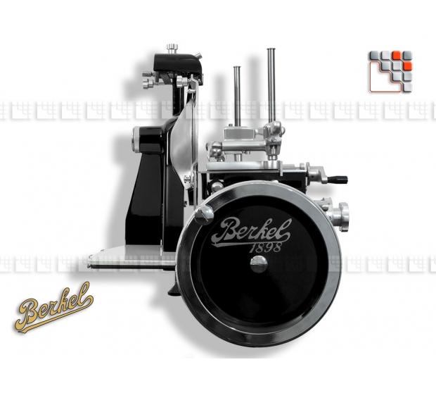 Slicer Volano B265 BERKEL  405B265 BERKEL® Manuals Slicers BERKEL & SWEDLINGHAUS