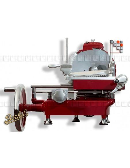 Slicer Volano B265 BERKEL B42-B265 BERKEL® Manuals Slicers BERKEL & SWEDLINGHAUS