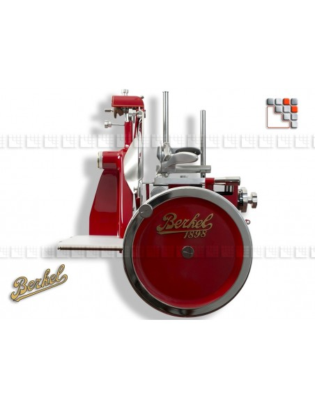 Slicer Volano B300 BERKEL 405B300 BERKEL® Manuals Slicers BERKEL & SWEDLINGHAUS