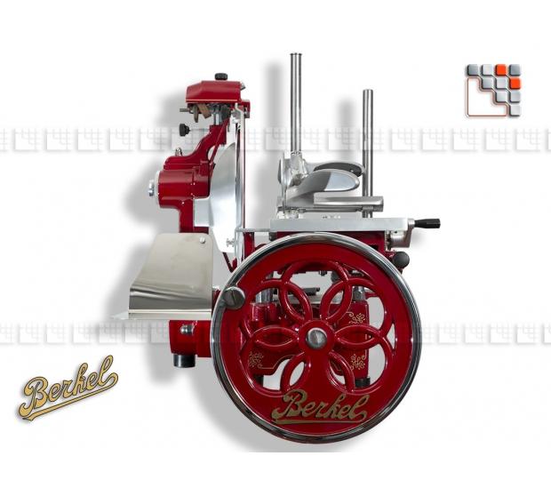 Slicer manual, Tribute BERKEL B42-B300T BERKEL® Manuals Slicers BERKEL & SWEDLINGHAUS