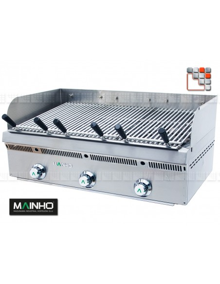 Parrillas GVW-90 Vasca Grill 55 Mainho M04-PBV90 MAINHO® Royal Nova Bras Grill Parillas