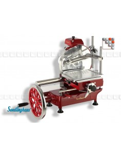 Slicer Volano 250 SWEDLINGHAUS S43-AF250VOL SWEDLINGHAUS® Manuals Slicers BERKEL & SWEDLINGHAUS