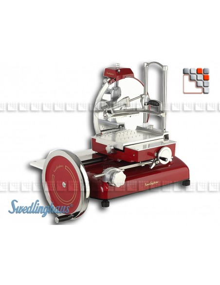 Slicer Volano 370 SWEDLINGHAUS S43-AF370VOL SWEDLINGHAUS® Manuals Slicers BERKEL & SWEDLINGHAUS