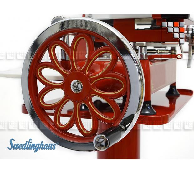 Wheel Slicer SWEDLINGHAUS S43-AVRVOL SWEDLINGHAUS® Manuals Slicers BERKEL & SWEDLINGHAUS