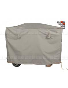 Housse de Protection 170 x 100 cm Anti-UV 110AH102515 A la Plancha® Housses & Protections
