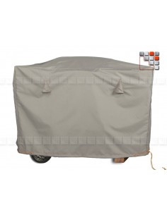 Protective cover 170 x 100 cm Anti-UV I51-XXL A la Plancha® Covers & Protections