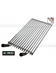 Grille Inox pour Grill ELB Mainho