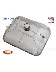 Cloche Inox Anti Projection 300 ENO