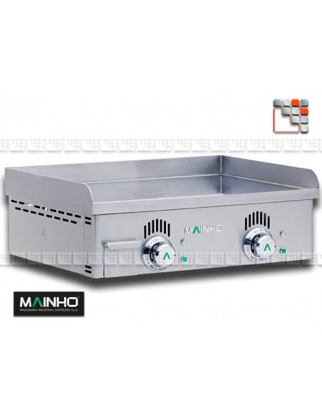 Plancha NCEM-60 Novo-Crom 230V Mainho NCEM-60 MAINHO® Plancha MAINHO NOVO CROM SNACK