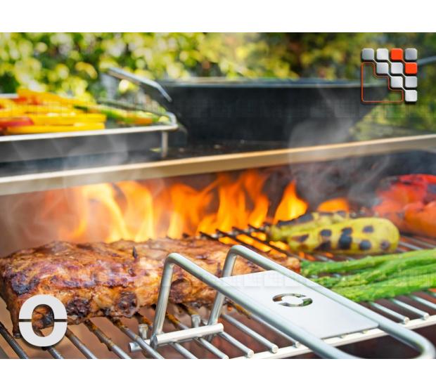 Plancha Grill&Four TOTO Alfa Refrattari A32-TOTO ALFA PIZZA® Fours mobiles ALFA PIZZA