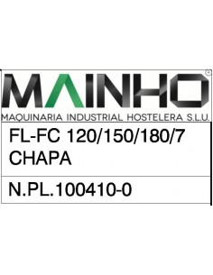 Vue Eclatée Range FC Mainho M99-FTEC MAINHO® Instruction Manual Guides