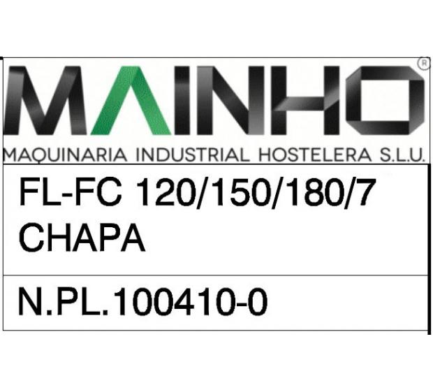 Vue Eclatée Gamme FC Mainho 799MHFTEC MAINHO® Instruction Manual Guides