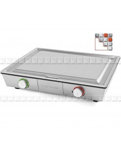 Teppanyaki Plancha QPL830  402LRQLP830 Lacor® Plancha Mobile to ask