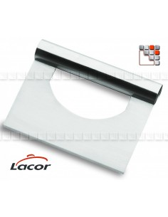 Scraper Plate Cast iron MAINHO 109MHZS1 Lacor® cutting