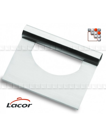 Racloir pour Plaque Fonte MAINHO 109MHZS1 Lacor® Découpe