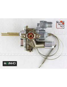 Robinet Gaz Thermostatique NC M36-3004 MAINHO SAV - Accessoires Pièces détachées Mainho