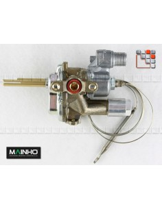 Valve-Gas Thermostatic NC-NS 109MH03004 MAINHO SAV - Accessoires Mainho Spares