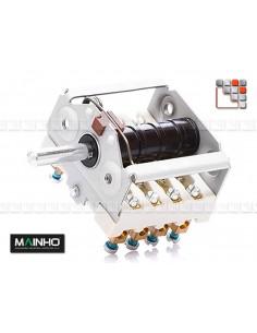 Commutateur Electrique & Bornier MAINHO M36-COM MAINHO SAV - Accessoires Pièces détachées Electrique MAINHO