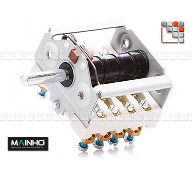 Switch Terminal block FCE PCE SLCP MAINHO M36-COM MAINHO SAV - Accessoires Electrical parts MAINHO