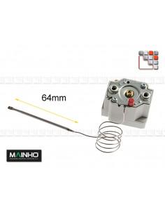 Thermostat Securité 240°C 20A 230V MAINHO M36-85 MAINHO SAV - Accessoires Pièces détachées Electrique MAINHO