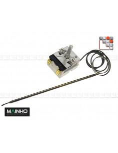 Regulateur Thermostatique 320°C 16A Mainho 109MH00014 MAINHO SAV - Accessoires Pièces détachées Mainho