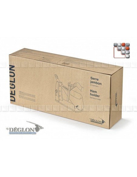 Support Jambon Pro DEGLON D15-A8170751 DEGLON® Ustensiles de Cuisine