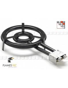 Bruleur Gaz T-380BFR VLC F08-T380 FLAMES VLC® Bruleur Gaz Flames VLC