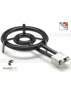 Burner Gas T-380BFR VLC F08-T380 FLAMES VLC® Burner Gas Flames VLC