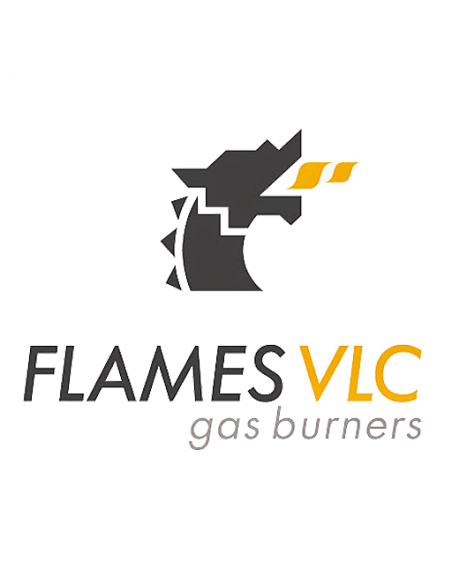Burner Gas T-380BFR VLC F08-T380 FLAMES VLC® Burner Gas Flames VLC