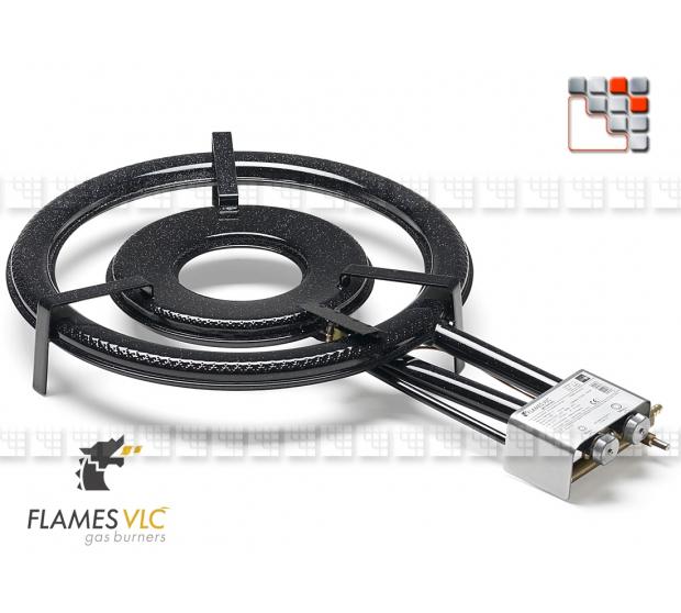 Gas Burner TT-500BFR VLC F08-TT500 FLAMES VLC® Burner Gas Flames VLC