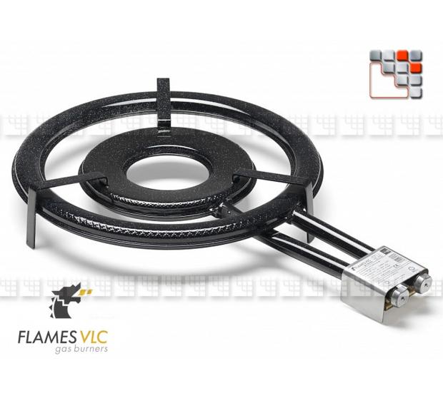 T-500BFR VLC Gas Burner F08-T500 FLAMES VLC® Burner Gas Flames VLC