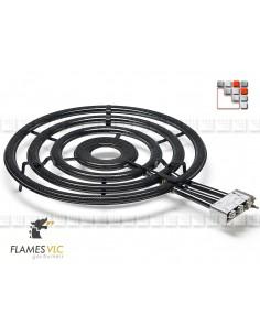 Bruleur Gaz TT-900BFR VLC F08-TT900 FLAMES VLC® Bruleur Gaz Flames VLC