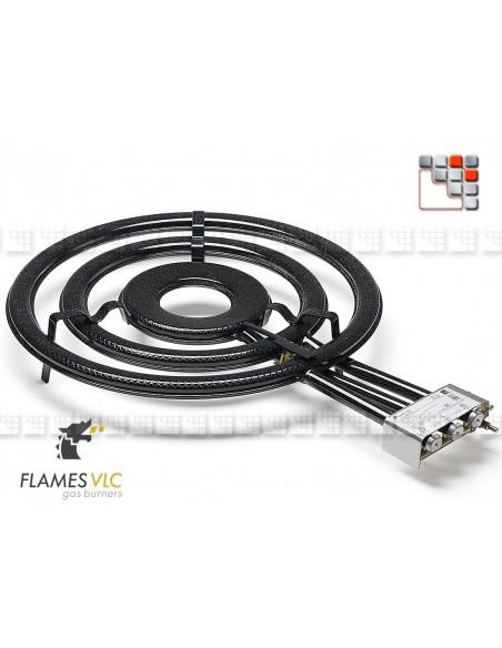 Burner Gas TT-700BFR VLC F08-TT700 FLAMES VLC® Burner Gas Flames VLC