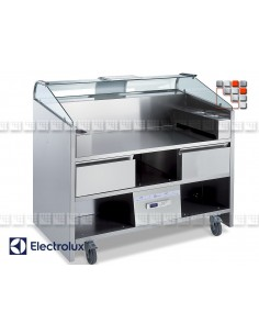 CUISINE MOBILE REFRIGEREE HOTTE INTEGREE 130