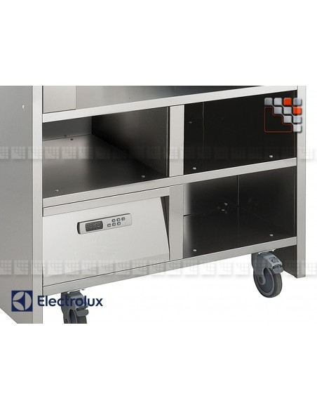 MOBILE POINT LIBERO 2 REFRIGERE 400V E55-C2C351061 ELECTROLUX PROFESSSIONNEL SAS Mobile Kitchen, Refrigerated
